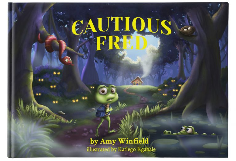 Cautious Fred by Amy Winfield Books
