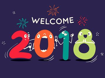Welcome 2018!  A New Year…New Beginnings…Exciting Times!!!