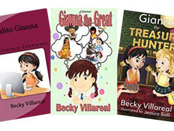 Gianna, The Great –  (Author Corner)